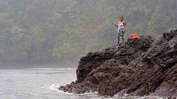 Ceviche, agua de coco y empoderamiento femenino
