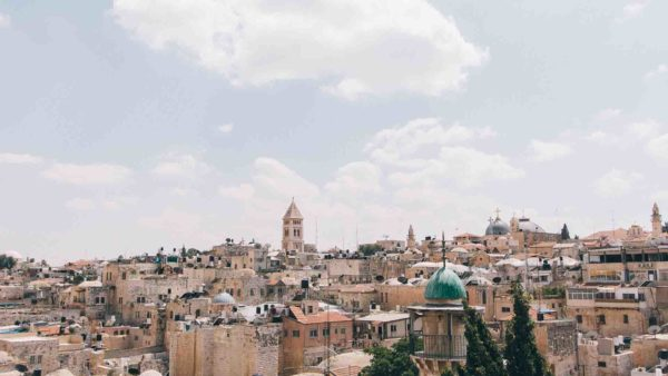 Egeria, la exploradora que recorrió las carreteras del siglo IV hasta Oriente