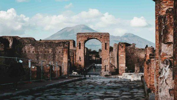 Las ruinas de Pompeya hablan de nuevo: ya se reciclaba en la ciudad romana